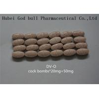 Wholesale Anabolic Steroid Hormones Cock Bombs 20mg Cialis Mixed With 50mg Viagra Pill ED Suppose from china suppliers