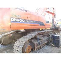 Quality DH500LC-7 USED DOOSAN EXCAVATOR FOR SALE CHINA for sale