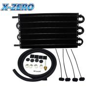 China Automatic Transmission Oil Cooler Kit , 6 Row Heavy Duty Transmission Cooler Kit on sale