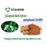 Wholesale Kosher Antioxidant Dietary Supplement Cinnamon Bark Extract 10-30% Cinnamon Polyphenols from china suppliers