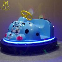 Wholesale Hansel guangzhou electric Chinese plastic electric bumper car for sale from china suppliers