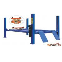 Wholesale 2.2kw Hydraulic Car Lift , 4 Post Car Lift For Four Wheel Alignment WD440D from china suppliers