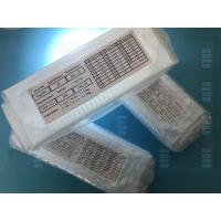 Wholesale 2 Inch Sapphire Substrate Wafer A R-Axis For GaN Epitaxial Growth Customized from china suppliers
