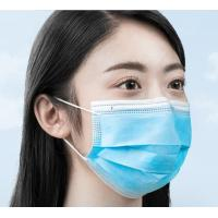 Wholesale 3ply Disposable Face Mask Anti Virus Surgical Mask 3 Ply Medical Disposable Nonwoven Face Mask With 3 Ply Face Mask from china suppliers