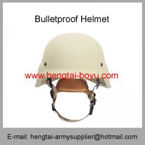 Buy cheap Buletproof Aramid Or UHMWPE Fiber Helmet Bulletproof Vest Alumina PE Proctive from wholesalers