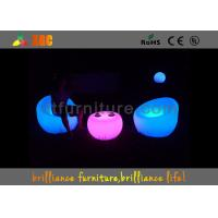 Wholesale Waterproof LED coffee table / LED Bar Tables For Outdoor / Indoor use from china suppliers