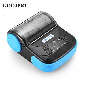 Barcode Wireless POS Printer Roll Diameter 58mm For Retail / Logistics