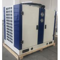 China Box U Type Air Cooled Condensing Unit High Efficiency Large Cooling Capacity on sale