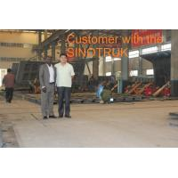 Quality SHMC4M3Slurry Seal TruckWITH ISO CCC APPROVALEuroIII 12.00R22.5Tire Model for sale