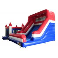 Wholesale Tarpaulin Inflatable Large Slide / Playground Climbing Combo Bounce House from china suppliers