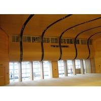 Buy cheap MDF Wall Wooden Acoustic Panels , Fireproof Perforated Wood Sheet from wholesalers