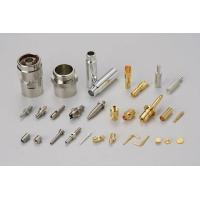 Wholesale OEM Precision CNC Metal Lathe Parts - Copper, Aluminum With Powder Coating from china suppliers