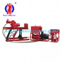 Wholesale Coal mine with double pump full hydraulic tunnel drilling machine processing custom water exploration rig from china suppliers