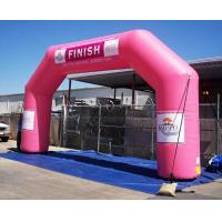 Wholesale PVC Tarpaulin Inflatable Advertising Products Entrance for Plaza Display from china suppliers