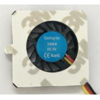 Wholesale Driving Recorder Cooling Fan With FG / DC Micro Waterproof  Fan 30 x 30 x 4 mm from china suppliers