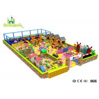 Wholesale Building Block Park Kids Indoor Playground Puzzle Environmently Friendly from china suppliers