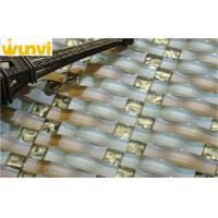 Wholesale Characteristics mosaic Artistic Mosaic Tile With Water Wave  Patterns from china suppliers