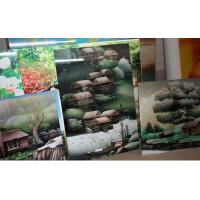 Wholesale Custom lenticular printing3D Lenticular Billboard Stereoscopic produced by OK3D leticular printing facotry from china suppliers