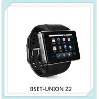 Wholesale Custom made Running / Business 3G Smart watch ofSmart Wearable Devices from china suppliers