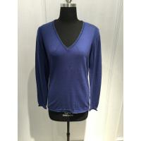 Wholesale Eyelet Lightweight Women'S Pullover Sweater For Women Autumn / Winter from china suppliers