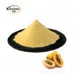 China Natural Papaya Powder 100% Purity Organic Fruit Juice Powder Healthy 40-120 Mesh for sale