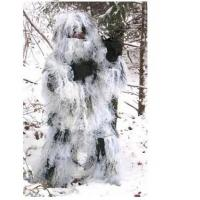 Wholesale Waterproof Various Camo Colors Snowy Terrain Winter Ghillie Suit, Camouflage Suit For Hunting from china suppliers