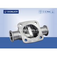 Wholesale 316LSanitary Diaphragm valve casting body for fluid process control from china suppliers