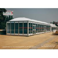 Wholesale 6x6m Modular cube Outdoor Party Tent with Thermo Roof for Luxury Event from china suppliers