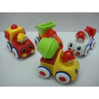 China Friction Toy, Plastic Toy - Friction Cartoon Car (H1121030) on sale