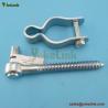 Chain Link Gate Frame Hinge - For Pipe Frames 1-7/8 Female Gate Hardware Hinge for sale