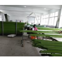 Wholesale Environment Friendly Garden Support Green PE Coated Steel Garden Stake from china suppliers