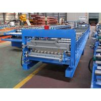 Quality Australian Style Roller Shutter Door Roll Forming Machine ISO9001/CE/SGS Approval for sale