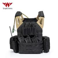 Wholesale Army Fans Outdoor CS Game Tactical Gear Vest , Special Police Combat Training Vest from china suppliers