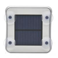 Buy cheap Square Window-attachment Chargers Solar Power Bank with Suction Cup USB Output 1800mAh/2600mAh/5200mAh from wholesalers