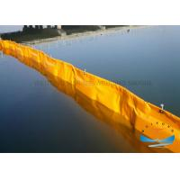 China Durable Water Containment Booms , Oil Spill Boom Excellent Wave - Response on sale