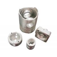 Wholesale Custom-Made Non-Ferrous Metals Processing - Aluminium Alloy Forging Parts from china suppliers