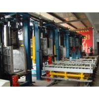 Wholesale Refrigerator Automated Assembly Line , 6-station Cabinet Foaming Lines from china suppliers