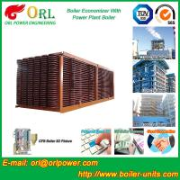 Wholesale Natural Gas Industry CFB Boiler Finned Tube Petroleum Economizer In Power Plant from china suppliers