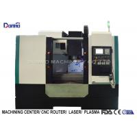 China 900 Kg Holding Force Cnc Vertical Milling Machine For Spare Parts Processing Equipment for sale
