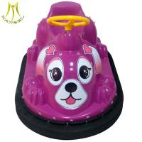China Hansel battery powered interesting park electric fun car for children on sale