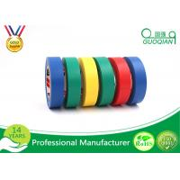 Wholesale Adhesive Insulation Masking PVC Multi Colored Electrical Tape Heat - Resistant from china suppliers
