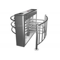 Quality Security Full Height Turnstile Intelligent Pedestrian Turnstile Gate System for sale