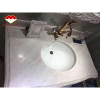 Wholesale China factory sell translucent rose rainbow pink marble onyx backlit pink onyx table top from china suppliers