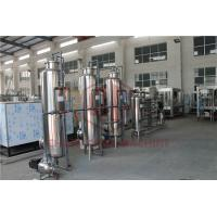 Wholesale Portable Mineral Water Purification Machine , Reverse Osmosis Treatment Machine from china suppliers