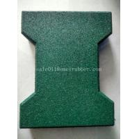 Quality Eco-flex Recycled Z-Brick Pavers for Equine for sale