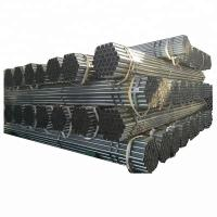 Wholesale High Strength Continuous Weld Pipe , Easy To Bend Hot Rolled And Welded Pipe from china suppliers