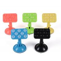 FDA SGS food grade durable Silicone holder cellphone Holder stand car accessories for sale