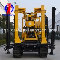 Wholesale XYD-130 crawler water well drilling rig /borehole drilling rig machine from china suppliers