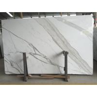 24x48 Natural Stone Slabs Calacatta Countertop Kitchen Bench Top Vanity Tops for sale