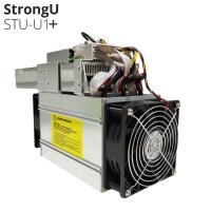 Wholesale StrongU STU-U1+ 12.8Th/s Blake256R14 DCR miner hardware Decred digging machine from china suppliers